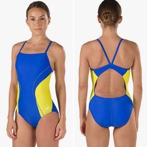Speedo Power Flex Eco One Piece Swimsuit